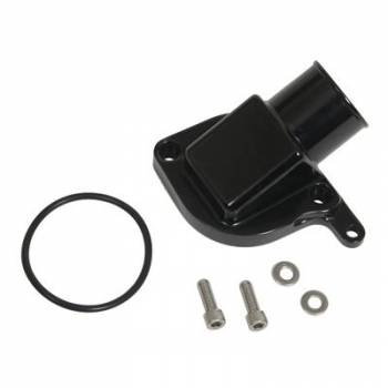 Meziere Enterprises - Meziere LS1 Billet Water Neck - Black