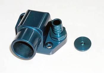 Meziere Enterprises - Meziere Fixed Water Neck - SB Ford Blue