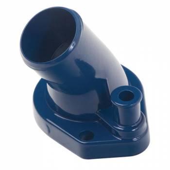 Trans-Dapt Performance - Trans-Dapt Powder Coated Water Neck - O-Ring Style - Ford Blue Powder Coated
