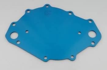 Meziere Enterprises - Meziere BB Ford Back Plate - Blue