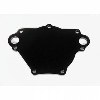 Meziere Enterprises - Meziere SB Chrysler Back Plate - Black