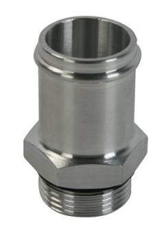 Moroso Performance Products - Moroso Water Pump Fitting - 16 AN to 1-1/4 Hose