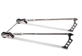 Competition Engineering - Competition Engineering Wheel-E-Bar™ - Chrome Plated w/ Natural Finish Aluminum Components
