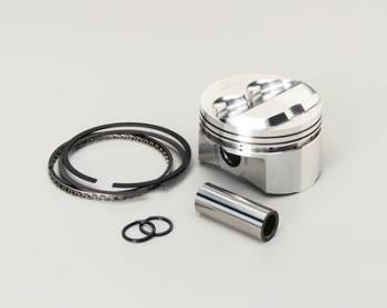 "Wiseco - Wiseco BB Chevy Domed Piston Set 4.530"" Bore +42.4cc"
