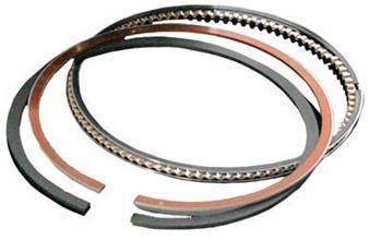 "Wiseco - Wiseco GF Style Single Piston Ring Set - 4.042 - 4.042"" Bore - 0.047"" - 0.047"" 3.0mm Thickness - Single Piston"