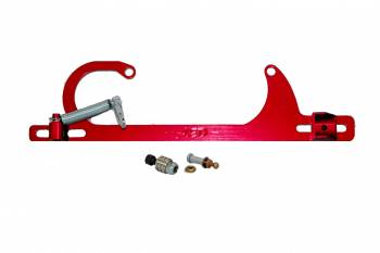 AED Performance - AED Chevy Throttle Cable & Spring Bracket - 4150