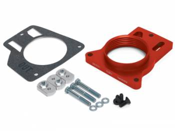 Airaid - AIRAID PowerAid Throttle Body Spacer w/ Throttle Cables