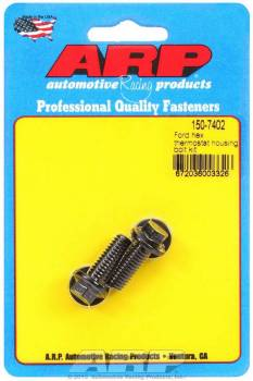 ARP - ARP Ford Thermostat Housing Bolt Kit - 6 Point