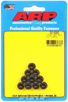 ARP - ARP 1/4-20 12 Point Nuts (10)