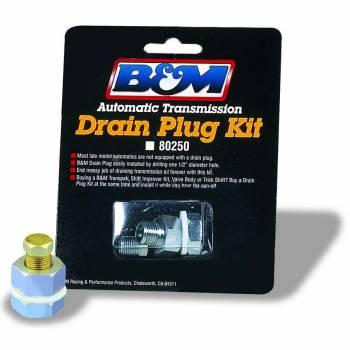 B&M - B&M Drain Plug Kit