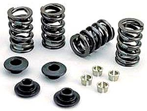 Crane Cams - Crane Cams BB Chevy Valve Spring & Steel Retainer Kit