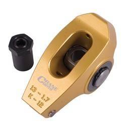 Crane Cams - Crane Cams BB Chevy 1.70 Gold Race Rocker Arm