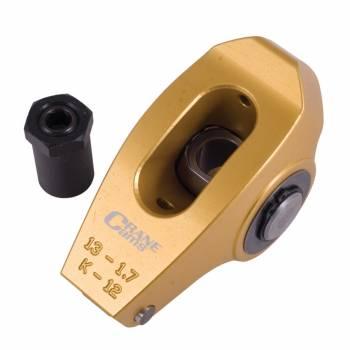 Crane Cams - Crane Cams BB Chevy 1.70 Gold Race Rocker Arms