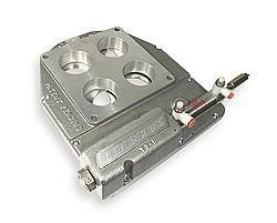 Dedenbear - Dedenbear Disc Style Throttle Stop for Holley 4500 Carbs