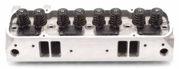 Edelbrock - Edelbrock Performer RPM Pontiac Cylinder Head - Chamber Size: 72cc