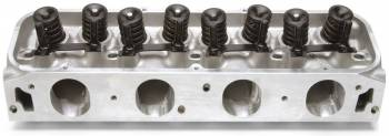 Edelbrock - Edelbrock Performer RPM 460 Cylinder Head - Chamber Size: 75cc