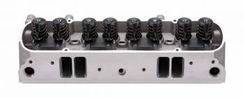 Edelbrock - Edelbrock Performer Pontiac D-Port Cylinder Head - Chamber Size: 87cc