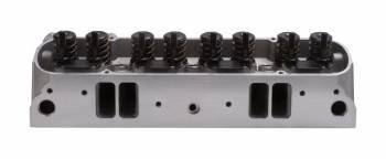 Edelbrock - Edelbrock Performer Pontiac D-Port Cylinder Head - Chamber Size: 72cc