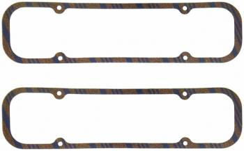 "Fel-Pro Performance Gaskets - Fel-Pro Pontiac BB Valve Cover Gasket 3/16"" Thick Cork/Rubber"