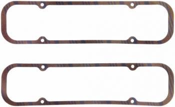 "Fel-Pro Performance Gaskets - Fel-Pro 326-455 Pontiac Valve Cover Gasket 1/4"" Thick Cork/Rubber"