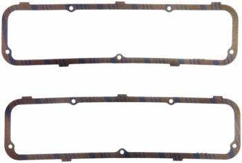 "Fel-Pro Performance Gaskets - Fel-Pro 352-428 Ford Valve Cover 3/16"" Thick Cork/Rubber"