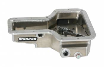 Moroso Performance Products - Moroso Oil Pan - 6 Qt. Aluminum - Toyota/Lotus