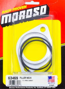 Moroso Performance Products - Moroso Filler Neck O-Ring Gasket/Spacer