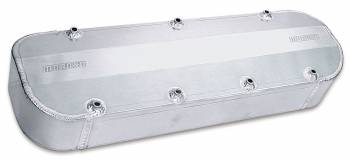 Moroso Performance Products - Moroso BB Chevy Fabricated Aluminum Valve Covers (Standard Head)