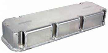 """Moroso Performance Products - Moroso BB Ford Billet Rail Valve Covers - 3.5"""" Tall"""