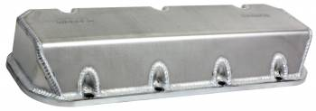 Moroso Performance Products - Moroso BB Chevy Billet Rail Valve Covers
