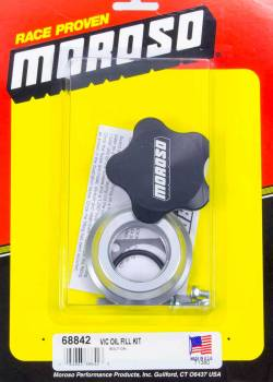 Moroso Performance Products - Moroso Valve Cover Oil Fill Kit