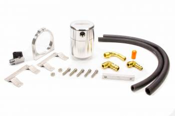 Moroso Performance Products - Moroso Air-Oil Separator - Large Body - Subaru BRZ / Scion FRS