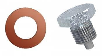 Moroso Performance Products - Moroso Drain Plug - 1/2-20 Thread w/ 3/4 Head