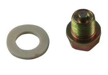 Moroso Performance Products - Moroso Oil Pan Drain Plug-14mm, 1.5 thread pitch with a 17 mm hex head