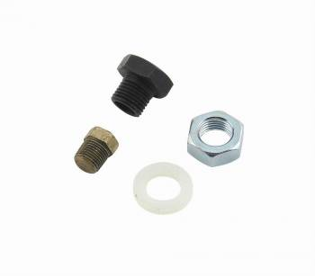 Mr. Gasket - Mr. Gasket Automatic Transmission Oil Drain Plug - Includes Brass Plug