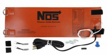 Nitrous Oxide Systems (NOS) - NOS Nitrous Bottle Heater - 10 lb. and 15 lb. Bottles