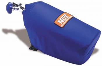 Nitrous Oxide Systems (NOS) - NOS Nitrous Bottle Blanket - 7 in. Diameter