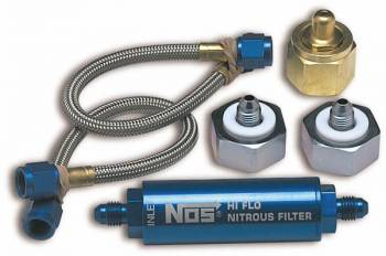 Nitrous Oxide Systems (NOS) - NOS Nitrous Refill Pump Station Component Transfer Line Assembly