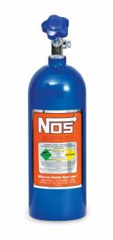 Nitrous Oxide Systems (NOS) - NOS Nitrous Bottle - Electric Blue Finish