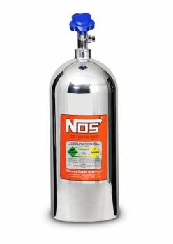 Nitrous Oxide Systems (NOS) - NOS Nitrous Bottle - Polished