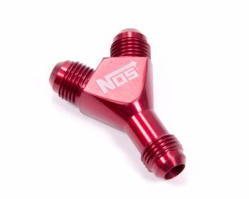 Nitrous Oxide Systems (NOS) - NOS NPT Y-Fitting -06AN