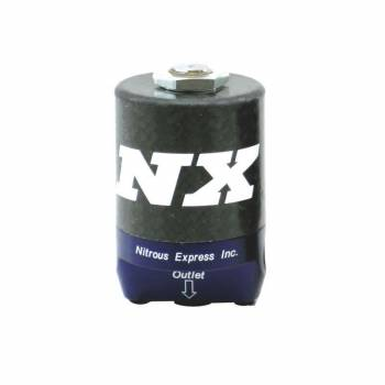 Nitrous Express - Nitrous Express Lightning Series Solenoid - 0.093 Orifice Stage 6 Nitrous Solenoid