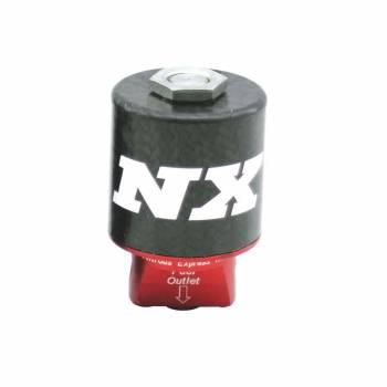 Nitrous Express - Nitrous Express Lightning Series Solenoid - 0.31 Orifice Pro Power Fuel Solenoid