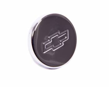 Proform Performance Parts - Proform Push-In Oil Filler Cap - Bow Tie Emblem - Chrome