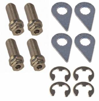 Stage 8 Locking Fasteners - Stage 8 Turbo Locking Bolt Kit - 10mm x 1.25 x 25mm (4)