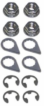 Stage 8 Locking Fasteners - Stage 8 Turbo Locking Nut Kit - 8mm x 1.25 (4)