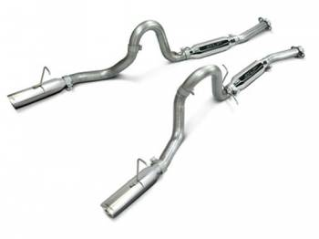 SLP Performance - SLP Performance Mustang GT/Cobra Loud Mouth Exhaust System