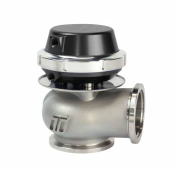Turbosmart - Turbosmart WG40 Compgate 40mm External Wastegate 14 psi Black