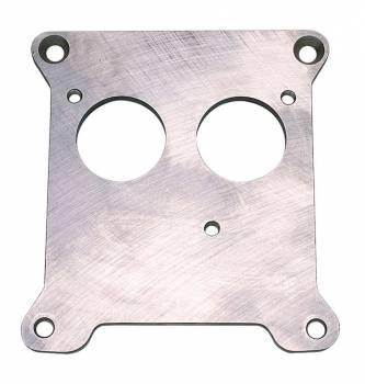 Trans-Dapt Performance - Trans-Dapt Carburetor To TBI Adapter - Holley 4 bbl. To SB ChevyTBI Rear Mount