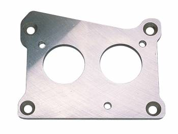 Trans-Dapt Performance - Trans-Dapt Carburetor To TBI Adapter - Holley 2 bbl. To SB ChevyTBI Front Mount